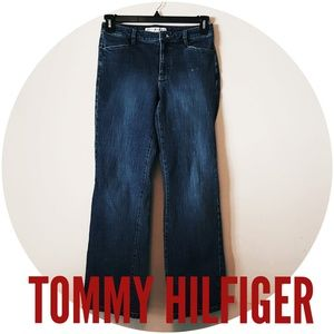 Tommy Hilfiger Boot Cut High Rise Jeans Size 2